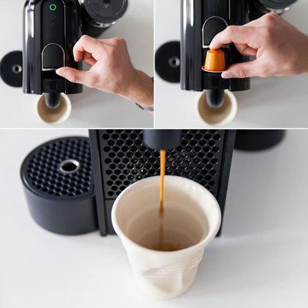 Ease of Making Coffee With Capsules