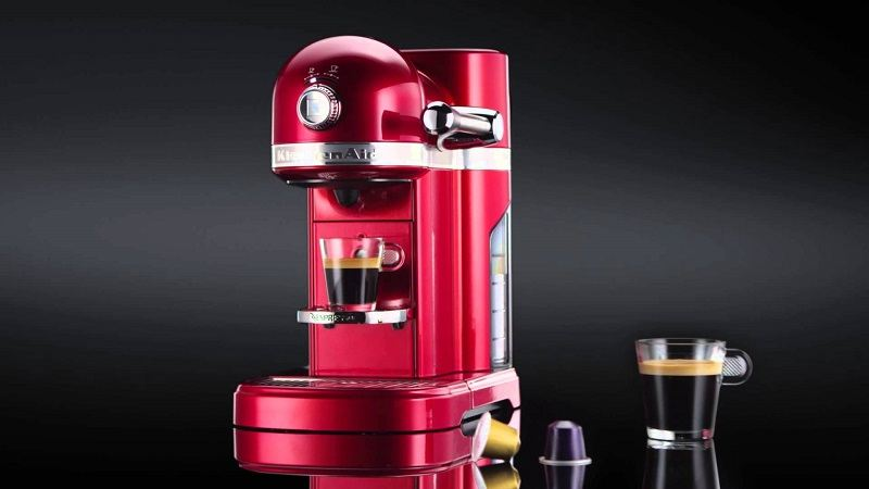 Kitchen Aid KES0503ER Nespresso Machine Review