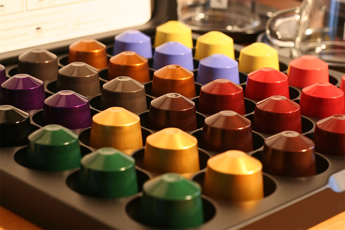 Lungo Capsules For Nespresso Machines