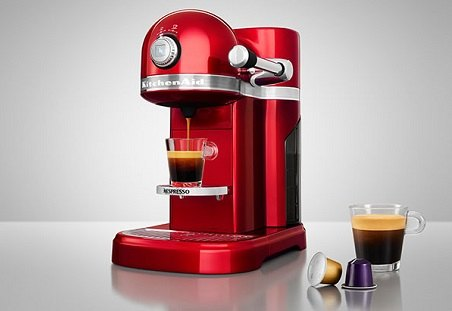 Nespresso-KitchenAid