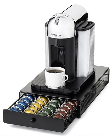 Nespresso Machine With Capsules