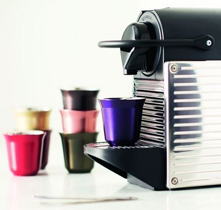 Pixie Nespresso Machine