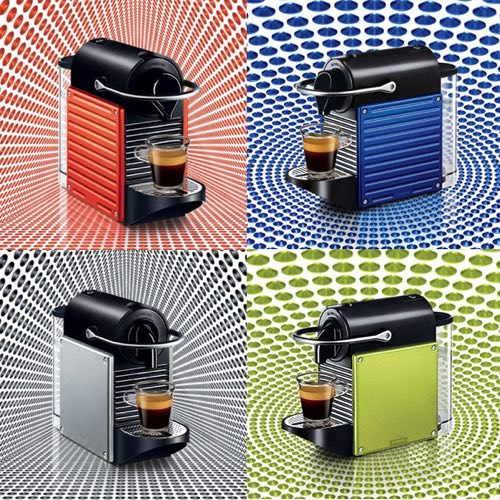 The Nespresso Pixie Colors