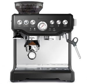 breville barista express coffee machine image