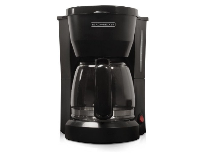 Black Decker Dcm600B Coffeemaker Black