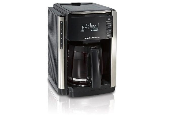 Hamilton Beach 45300R TruCount Coffee Maker