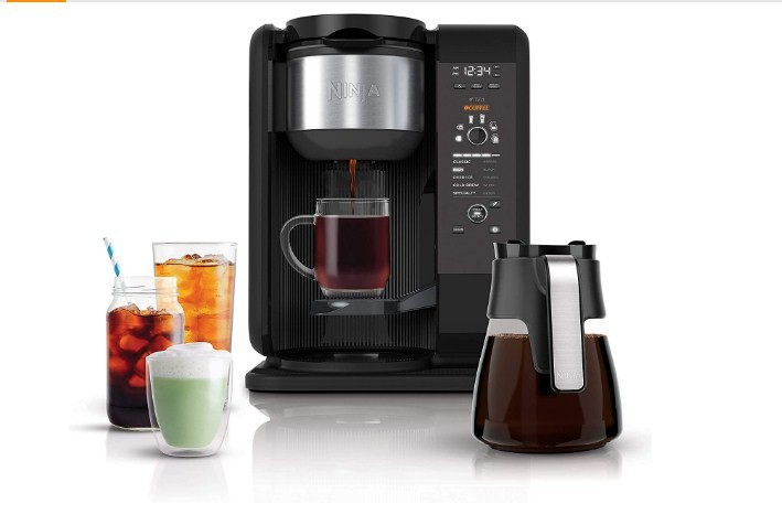Ninja Hot and Cold Brewed System Tea and Coffee Maker