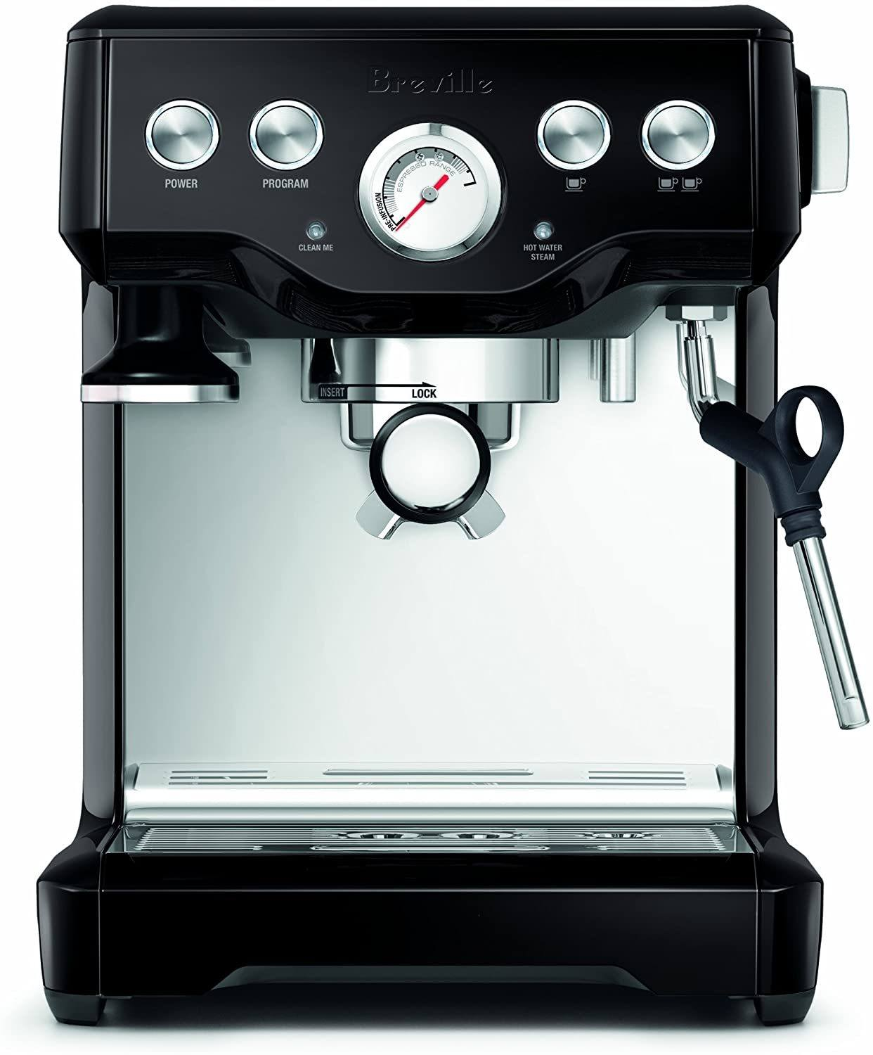 Breville BES840BSXL The Infuser Espresso Machine