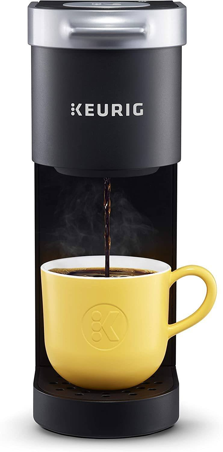 Keurig K-Classic Coffee Maker – Single Serve K-Cup Pod Coffee Brewer