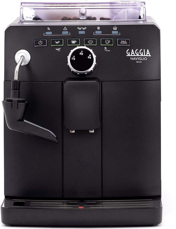 Gaggia Naviglio Milk One Touch Cappuccino and Espresso Machine