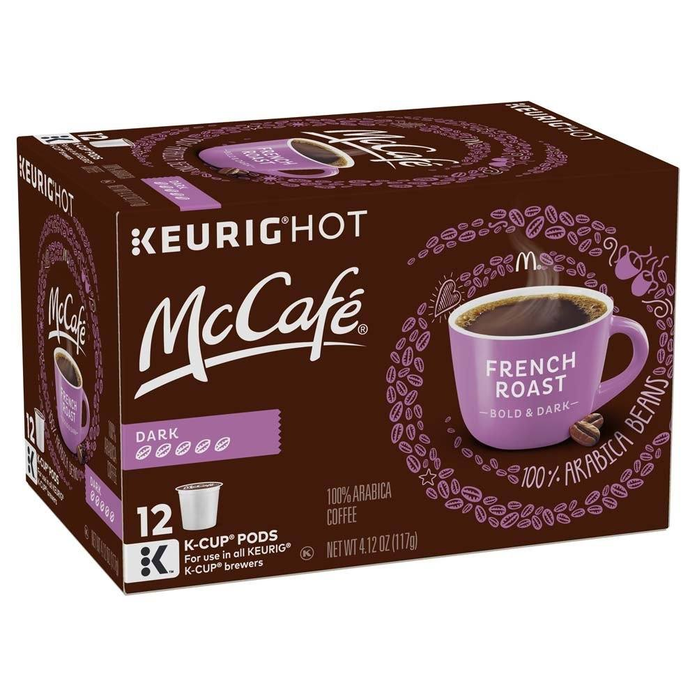 McCafé French Dark Roast K-Cup Coffee