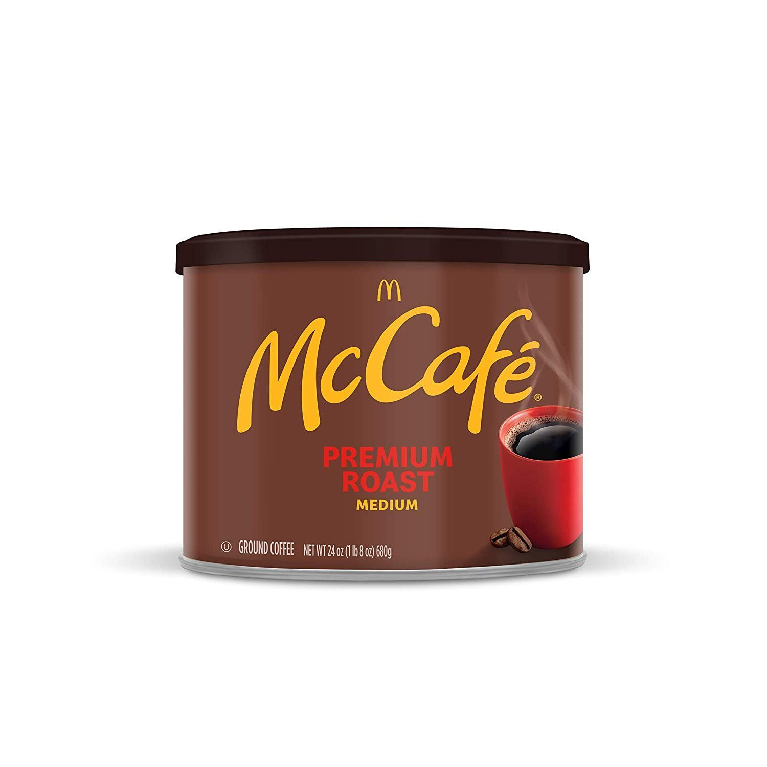 McCafé Premium Medium Roast Ground Coffee