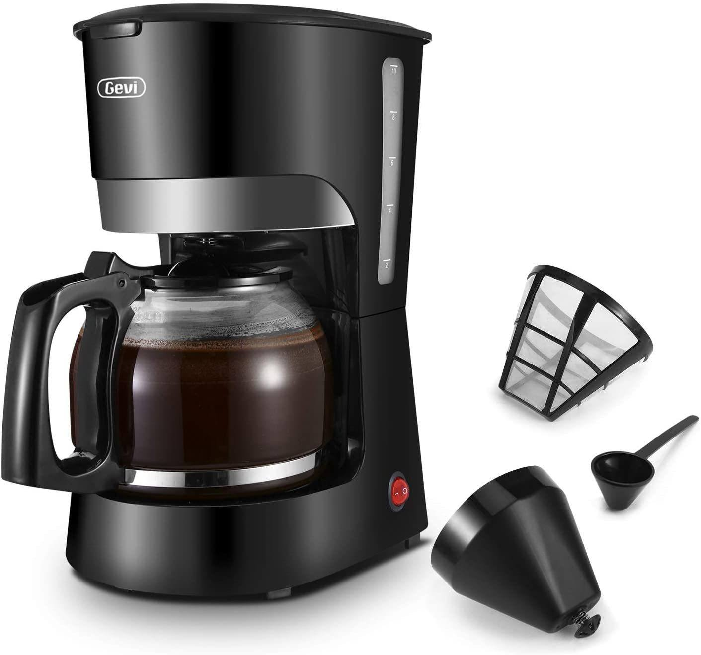 Gevi 10-Cup Coffee Maker