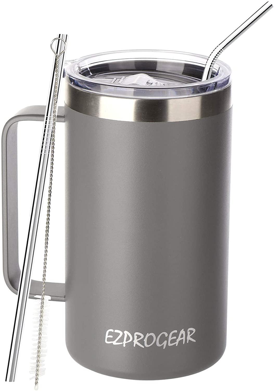 stainless steel travel coffee mugs