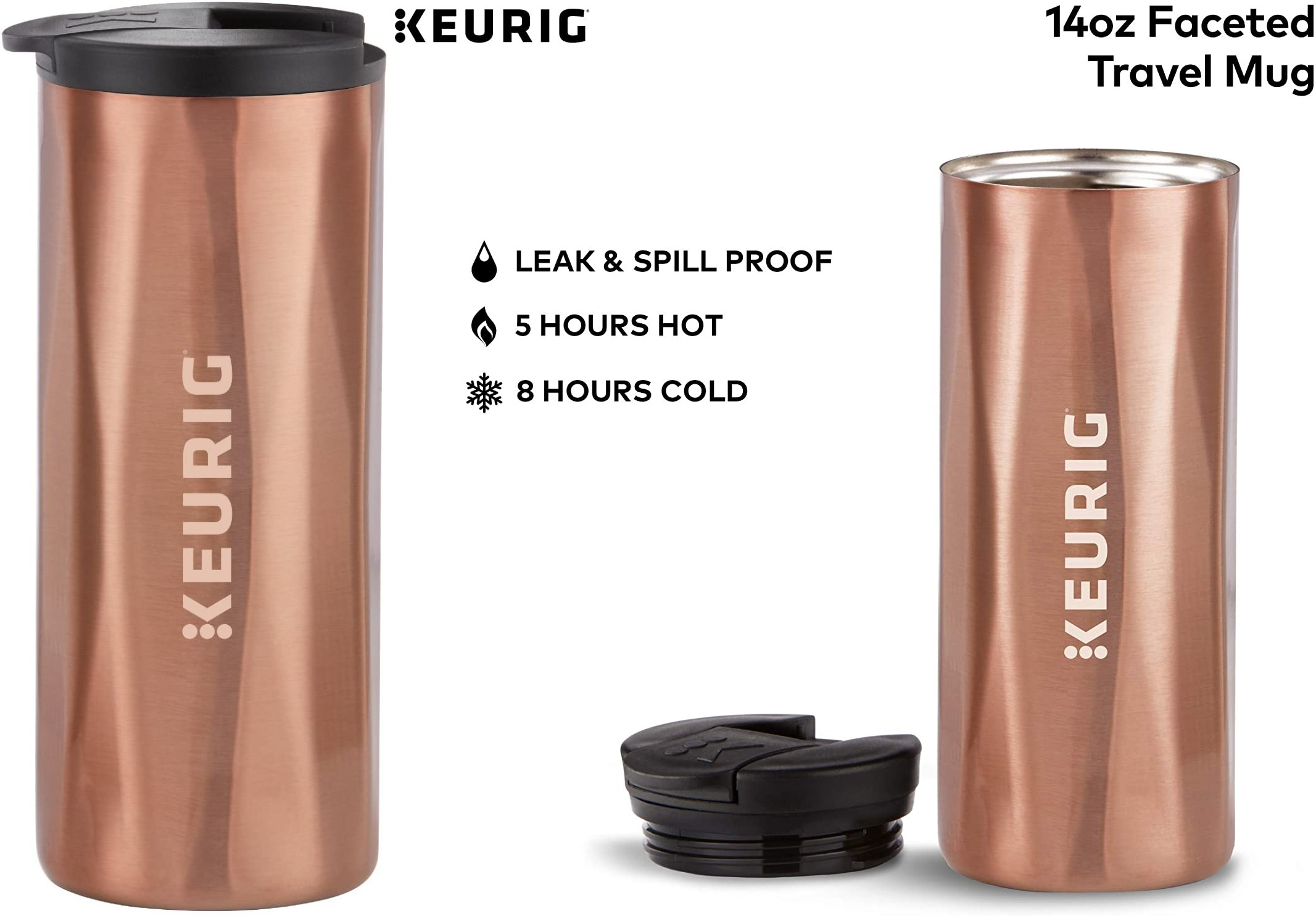 30 oz coffee travel mug